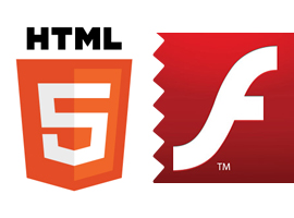 swiffy pour convertir fichier flash swf en html5