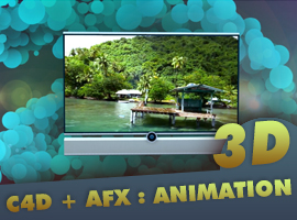 motion graphics after effects 3d cinema 4d